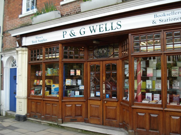 P & G Wells Storefront (today)